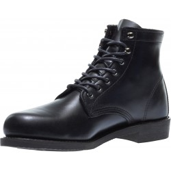 KILOMETER II BLACK LEATHER