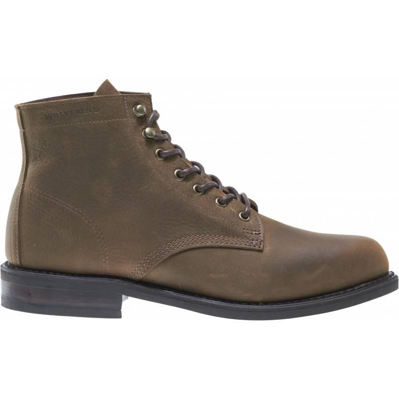 Kilometer Light Brown leather