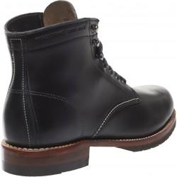 1000 Mile Plain Toe Classic Boot Black (Evans)