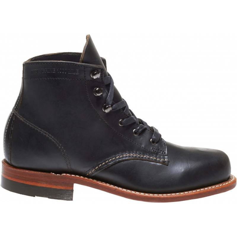 1000 Mile Boot Black Womens
