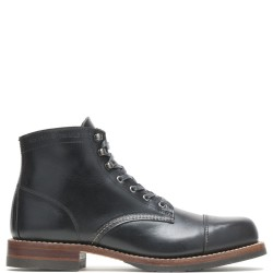 Cap-Toe Boot Black