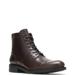 BLVD Cap Toe Brown